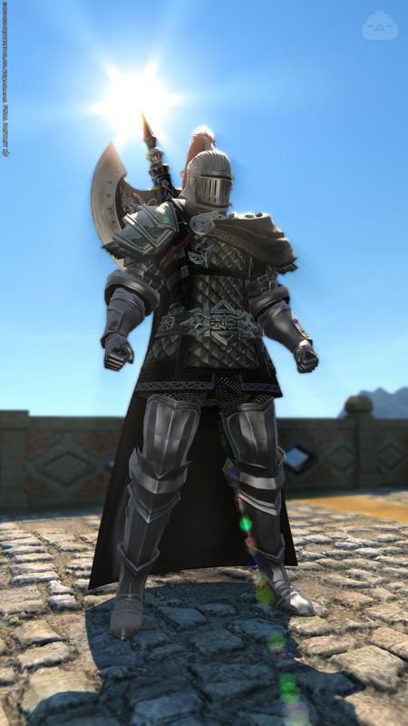 上級(?)騎士風