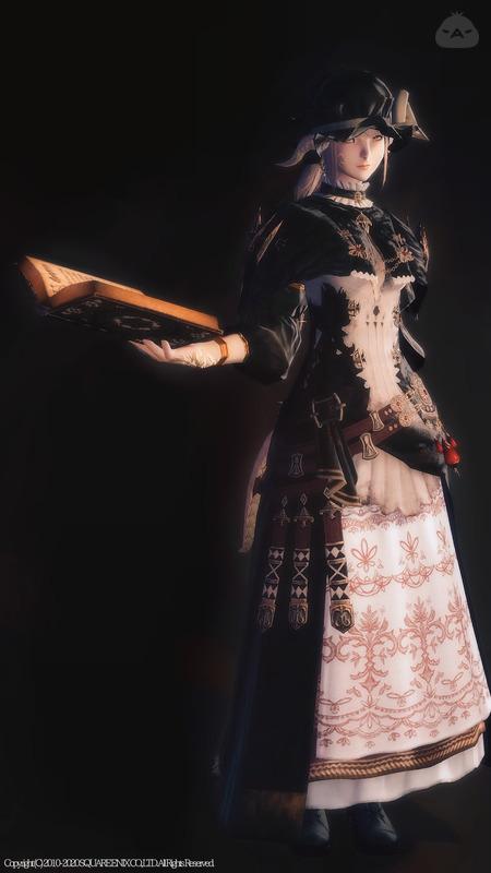 crescent lady