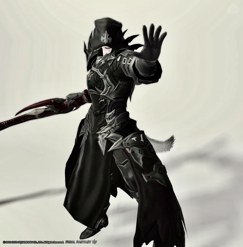 暗黒騎士とはコレ!