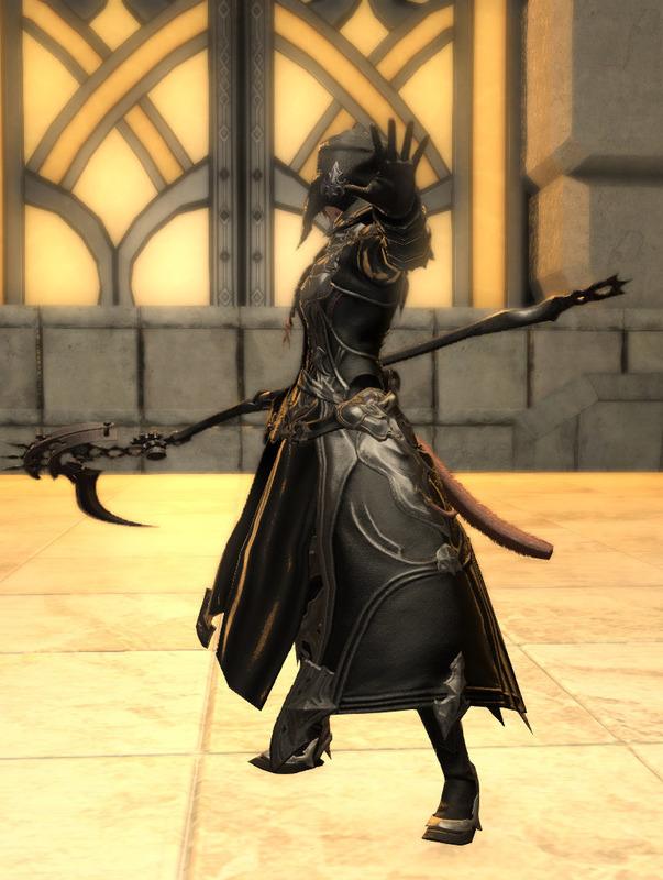 暗黒騎士をかっこよく
