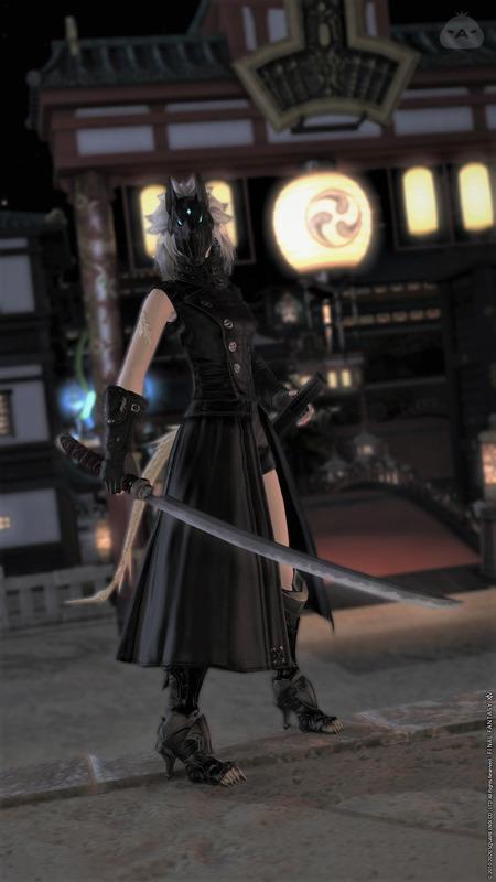 Warrior-Ⅱ