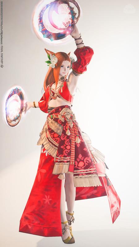 赤の踊り子