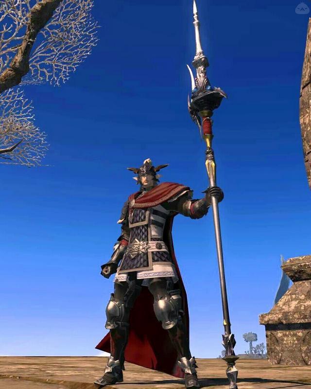 古代の竜騎士