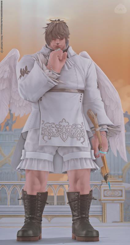大天使ルガディン