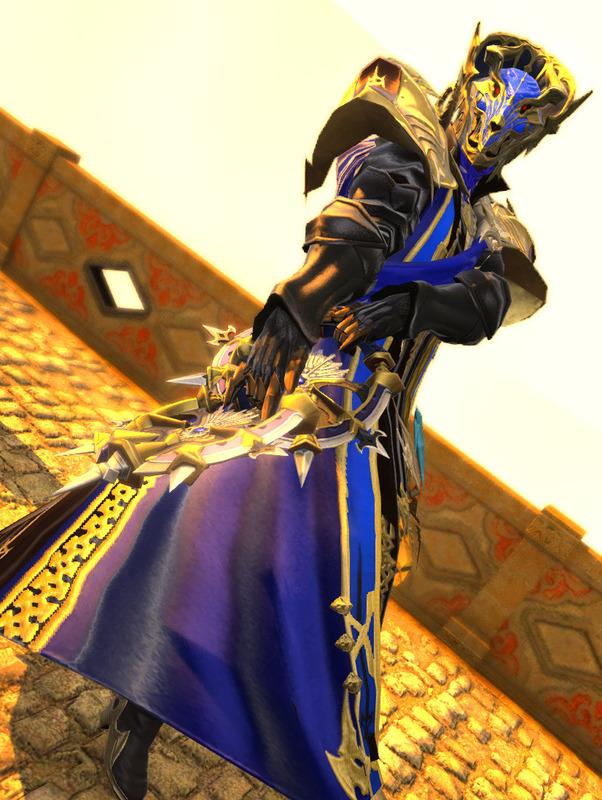 異形の踊り手