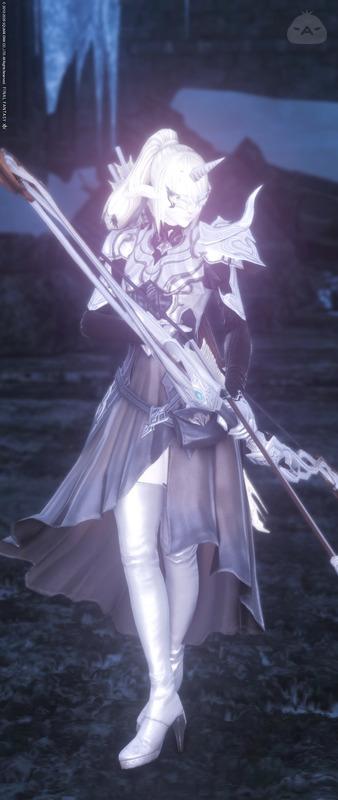 白銀の弓士