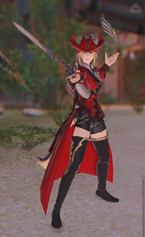 THE・赤魔道士