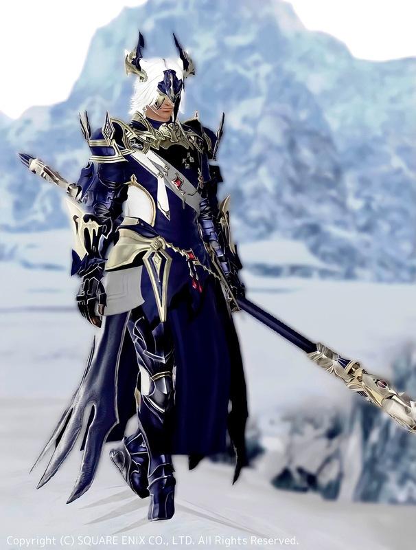 皇都の竜騎士