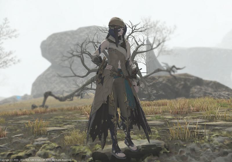 遊牧民風の格闘士
