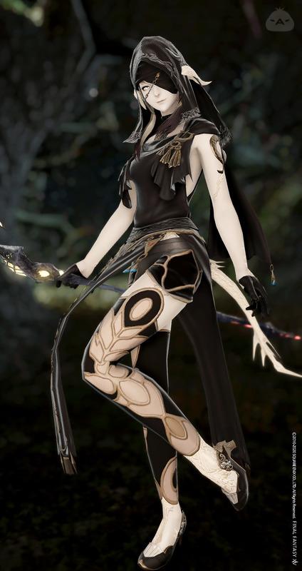 茨の森の魔女