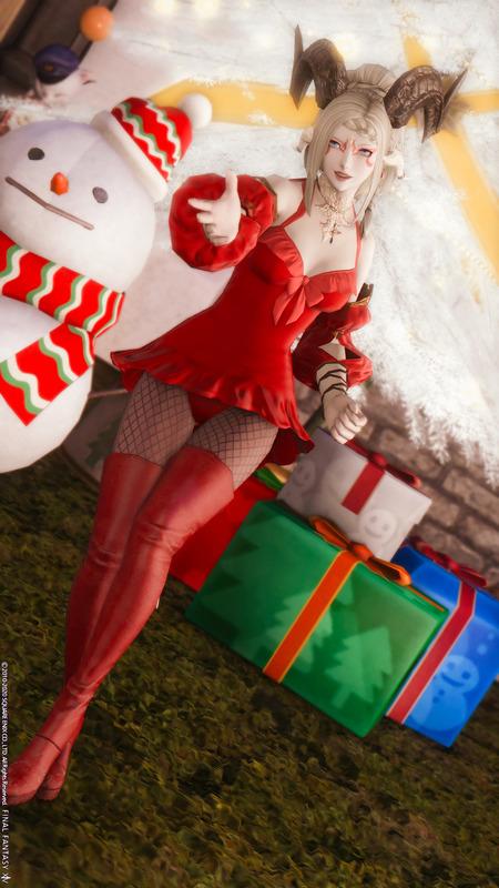 魔界サンタクロース
