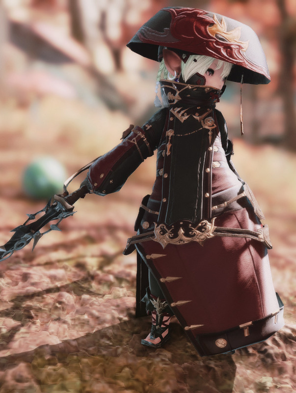 Samurai magician