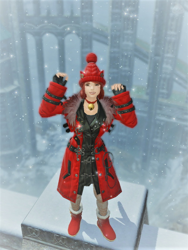 To Ishgard for the holidays
