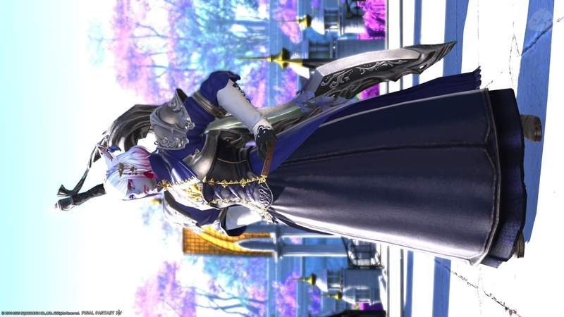 姫騎士(青)