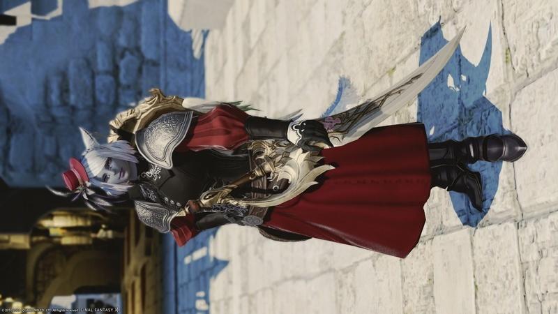姫騎士(赤)