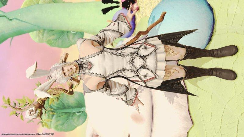 ミニスカオフショルうさちゃん姫