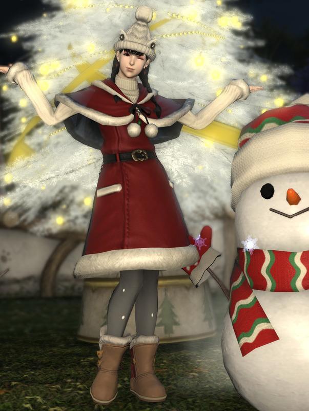 あなたからメリクリスマス~わたしからメリクリスマス~♪