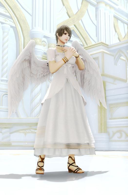 天使始めました