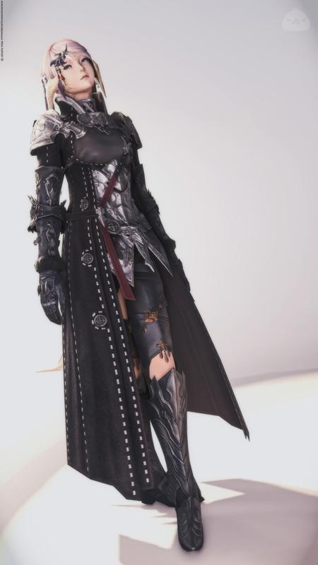 闇姫騎士?