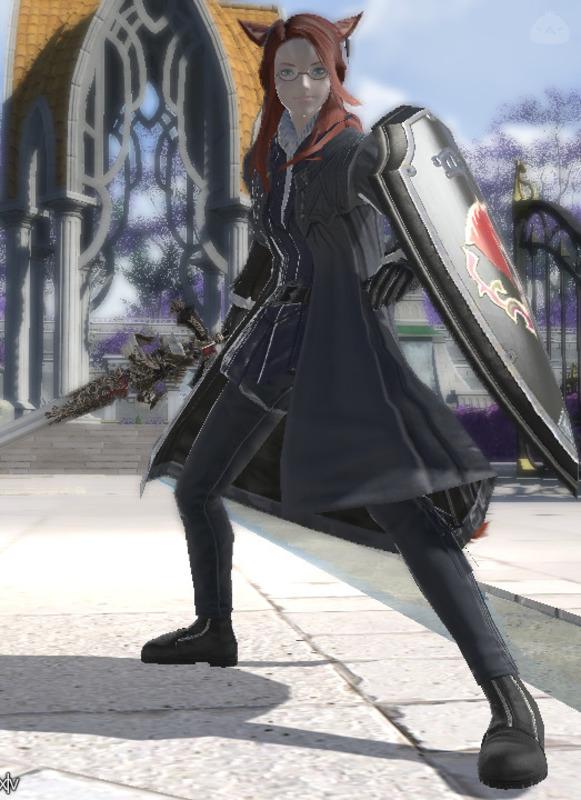 漆黒の騎士-ヴィランズ-