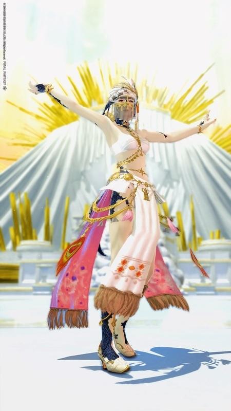 祝福の踊り子