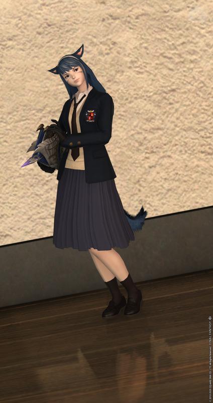 制服のスカートの提案
