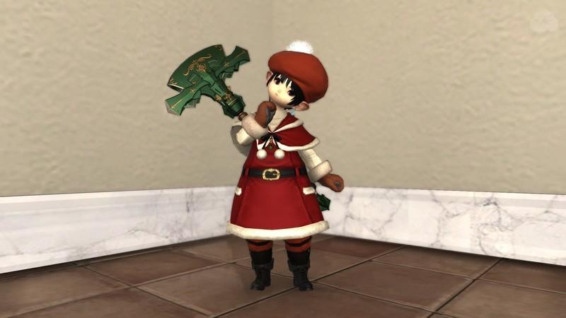 クリスマスコーデ
