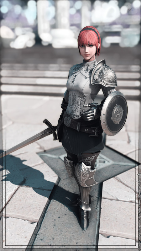 魔法宮殿の騎士