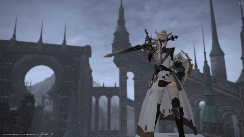 皇都の(姫)騎士
