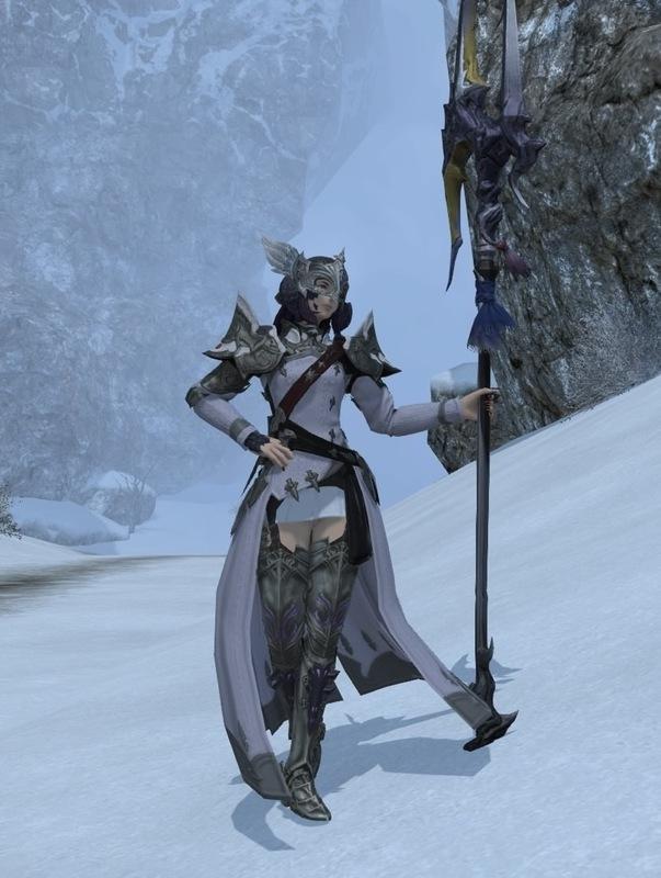 紫の竜騎士