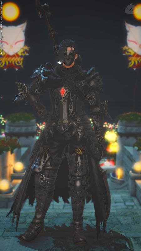 暗黒騎士#1