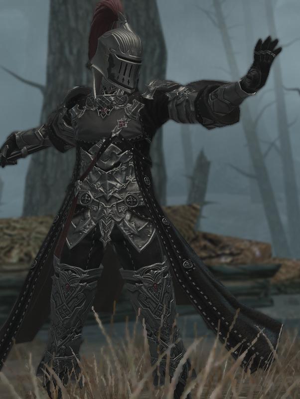 密林の暗黒騎士