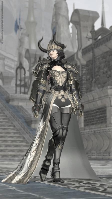 【今週のナイト】黒衣の騎士