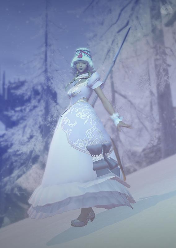冬のフェアリー