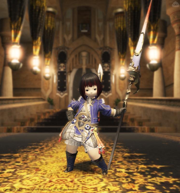 小さな宮廷騎士
