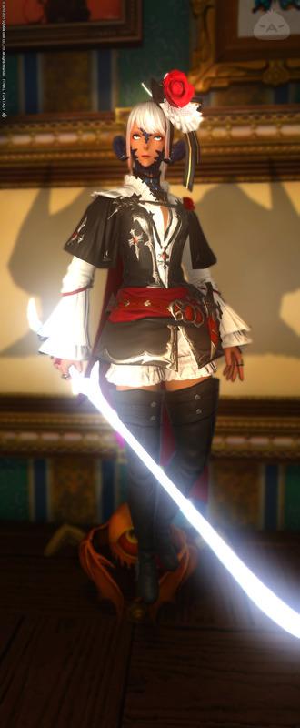 薔薇の剣士(レンジ)