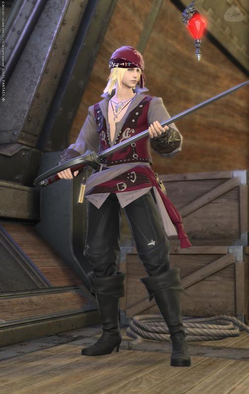 下っ端の海賊