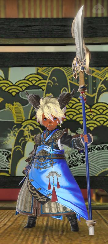 龍族の少年戦士