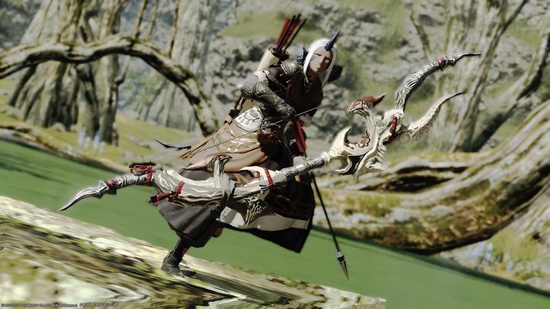 三本角の狩人