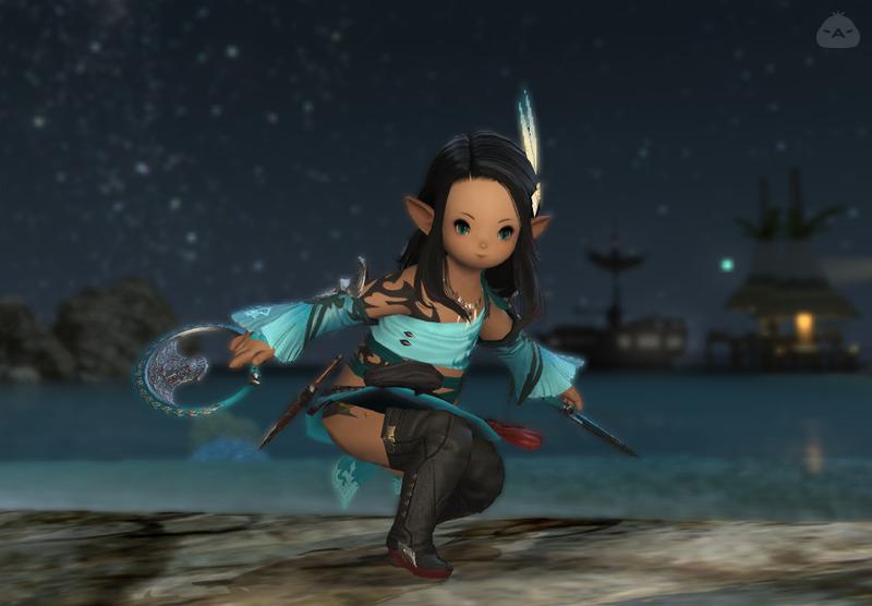 海神の踊り子