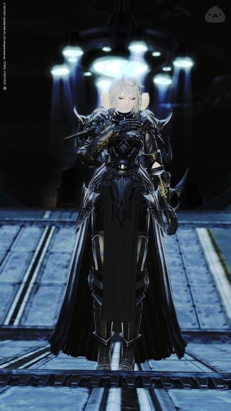 闇堕ち騎士