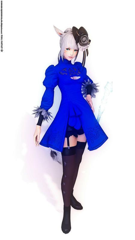 青魔-Blue mage-
