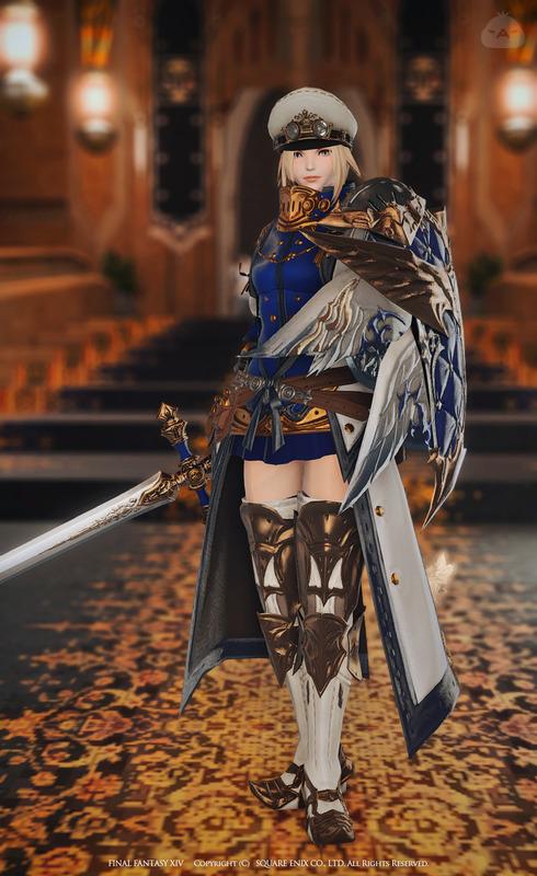 守護の騎士