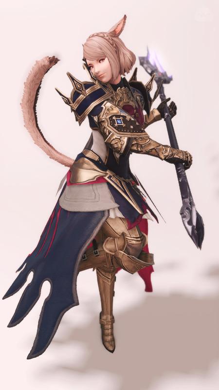 ボーンスキナー・メイル竜騎士