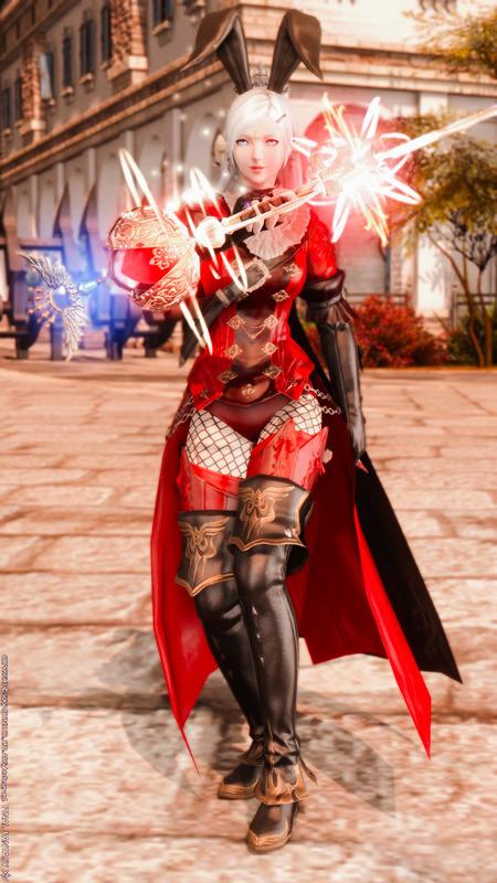 うさみみ紅の騎士