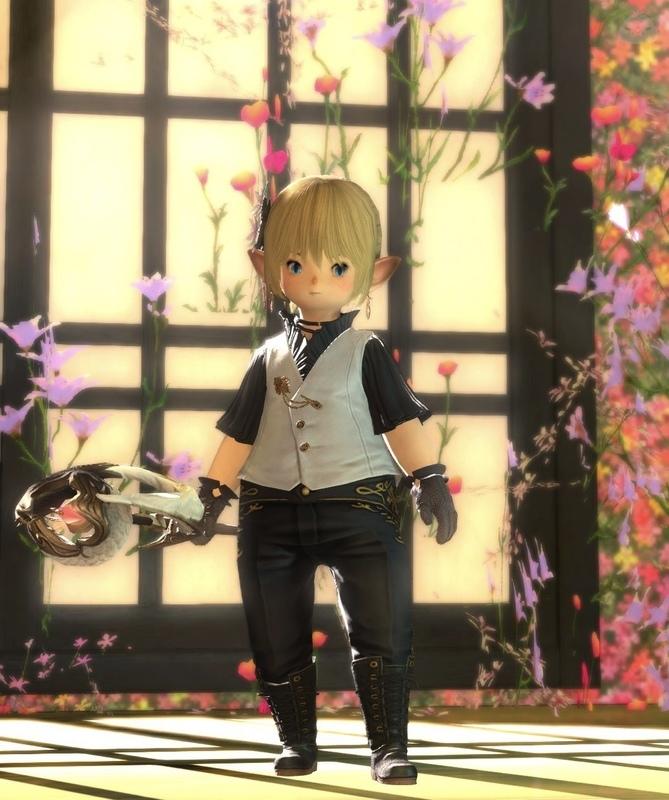 Spring prince