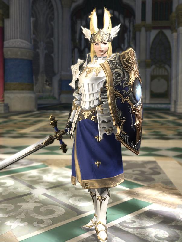 女騎士団長