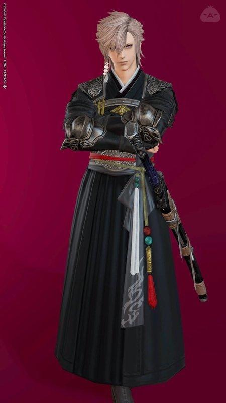 侍+東方警邏制服