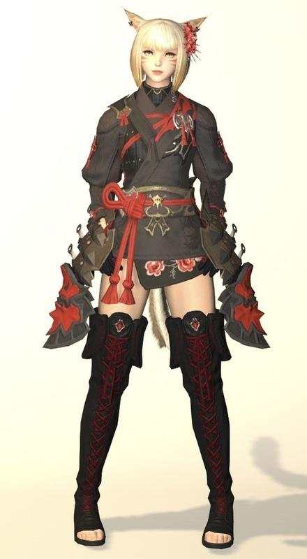 Ninja ✖️ Red