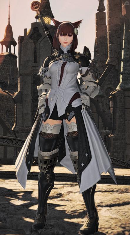 イシュガルドの魔剣士